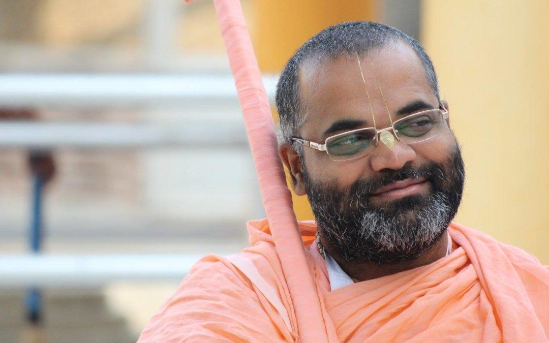UWAGA: ODWOŁANE Satsang ze Swamim Damodarem 9 września 2017