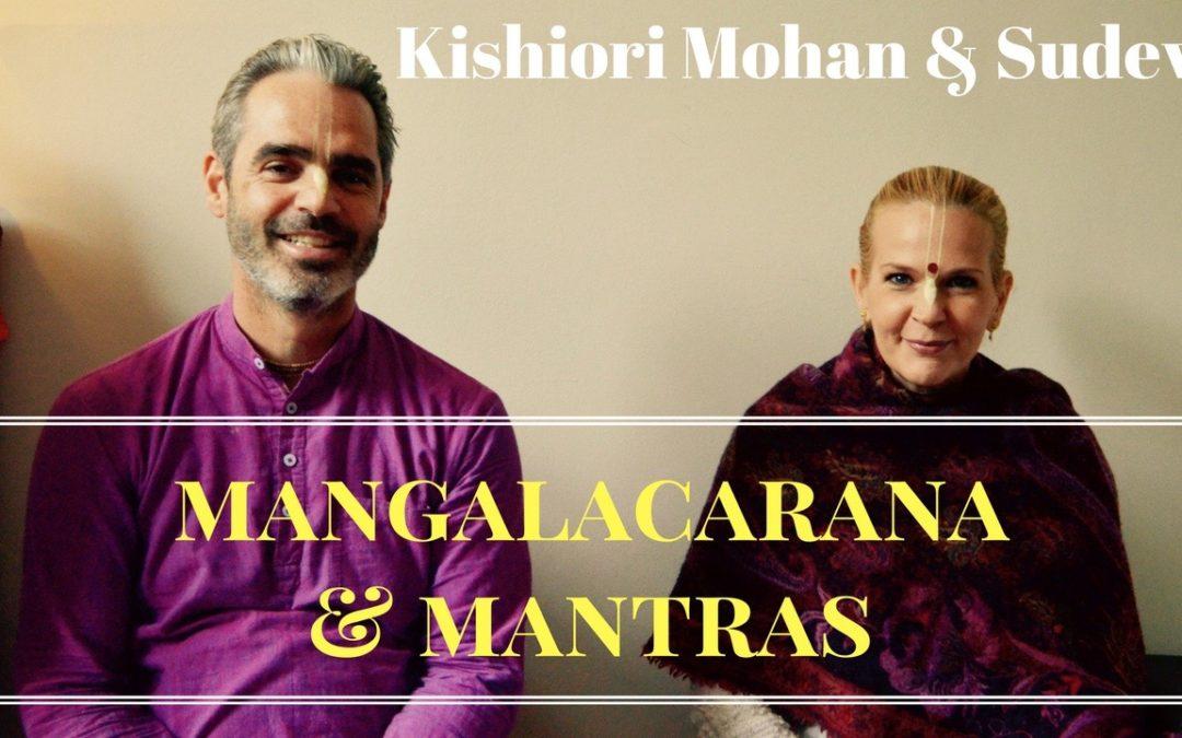 Mangalacarana i mantry fragment koncertu